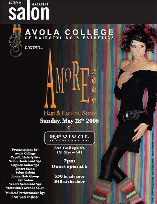 Salon Magazine May 2006 Issue